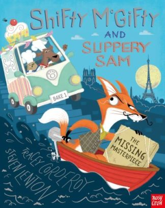 Shifty Mcgifty & Slippery Sam Missing by Tracey Corderoy