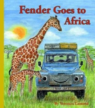 Fender Goes to Africa: 8 by Veronica Lamond