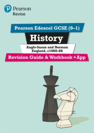 REVISE Edexcel GCSE 9-1 History Anglo by Rob Bircher