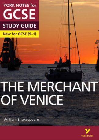 Merchant Of Venice York Notes GCSE 91 by  ,