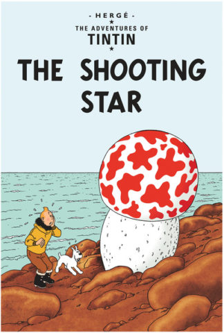 Shooting Star (Tintin) by  Herge