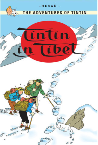 Tintin In Tibet by  Herge