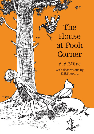 House At Pooh Corner by A. A. Milne