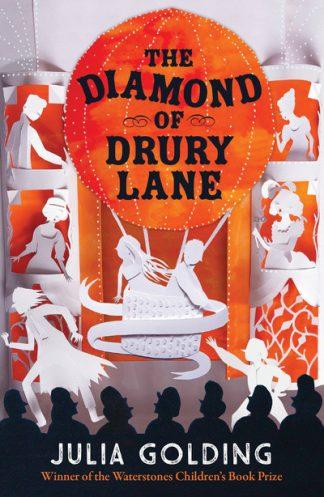 Diamond Of Drury Lane by Julia Golding