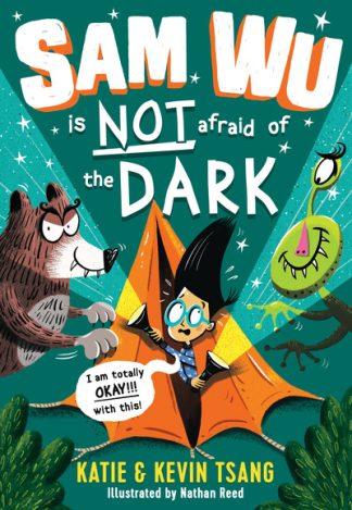 Sam Wu is NOT Afraid of the Dark! by Kevin Tsang