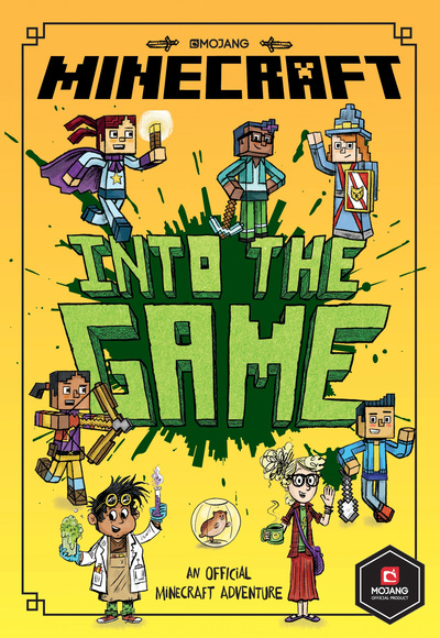 Minecraft: Into the Game (Minecraft Woodsword Chronicles #1) by Nick Eliopulos