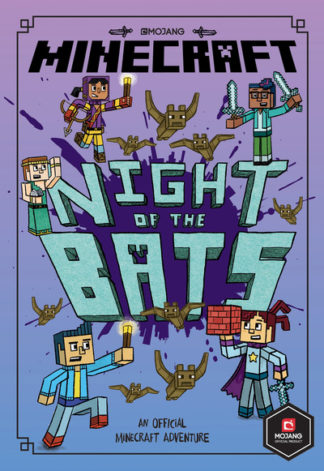 Minecraft: Night of the Bats (Minecraft Woodsword Chronicles #2) by Nick Eliopulos