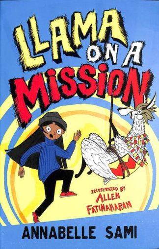 Llama on a Mission by Annabelle Sami