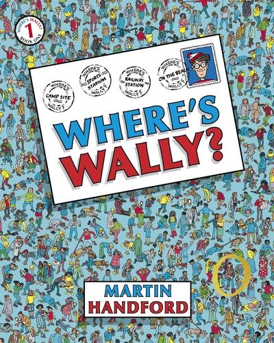 Where's Wally? by Handford Handford