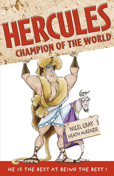 Hercules - Champion of the World by Nigel Gray