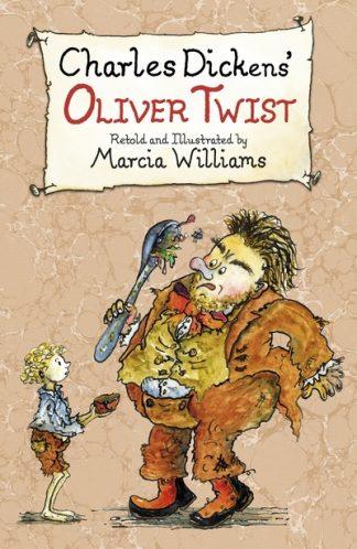 Oliver Twist by Marcia Williams