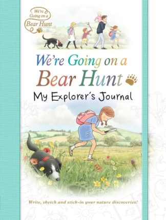 Were Going On A Bear Hunt Expl Journal  (SR17) by  ,