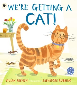 We're Getting a Cat! by Vivian French