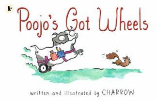 Poojo's Got Wheels by  Charrow
