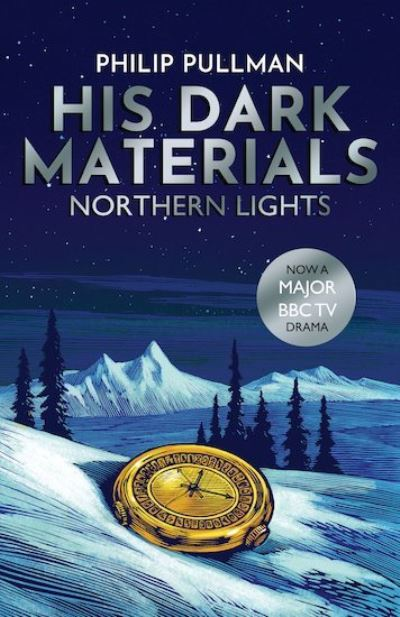 Northern Lights (2017 Chris Wormell cover) by Philip Pullman