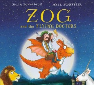 Zog & The Flying Doctors Gift edition BB by Julia Donaldson
