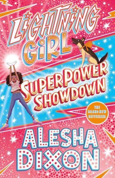 Lightning Girl 4: Superpower Showdown by Alesha Dixon