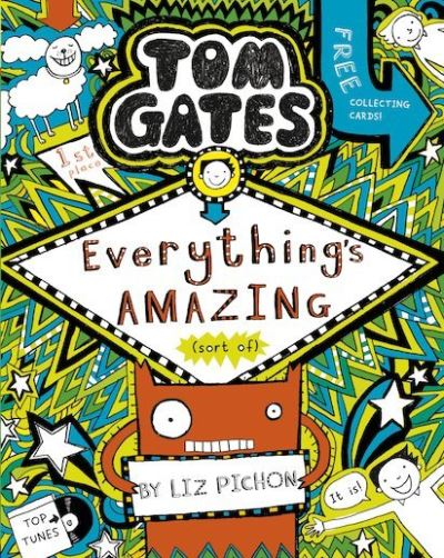 Everything's Amazing (Sort Of) by Liz Pichon