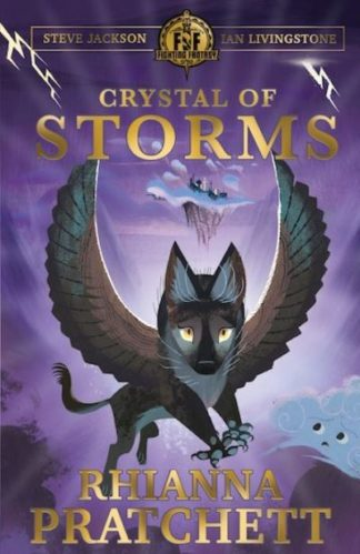 Crystal of Storms by Rhianna Pratchett