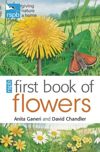 RSPB First Book of Flowers by Anita Ganeri