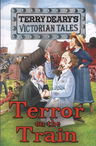 Terror On The Train by Terry Deary