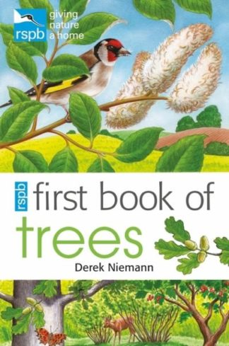 RSPB First Book of Trees by Derek Niemann