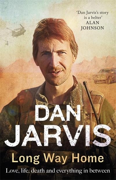 Long Way Home by Dan Jarvis
