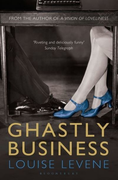 Ghastly Business (SR12) by Louise Levene