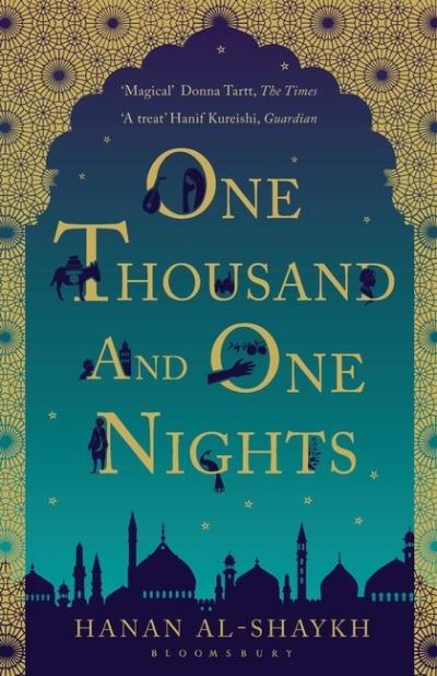 One Thousand and One Nights by Hanan Al-Shaykh