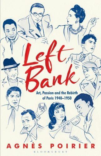 Left Bank by Agnes Poirier
