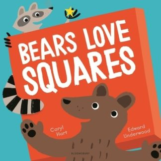 Bears Love Squares by Caryl Hart