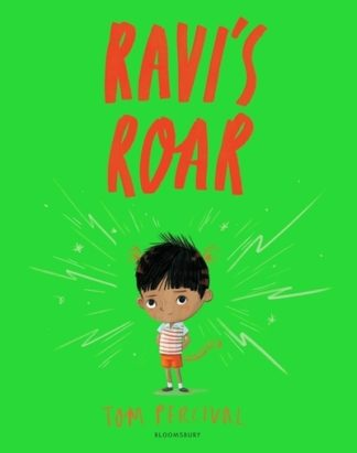 Ravi's Roar by Tom Percival