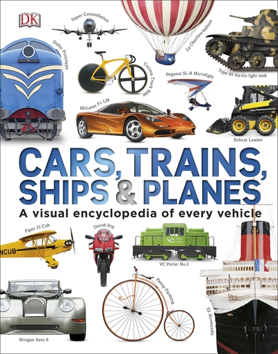 Cars Trains Ships and Planes by