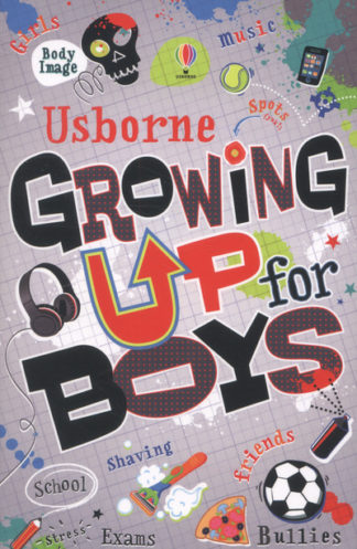 Growing Up For Boys by Alex Frith