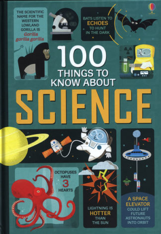 100 Things To Know About Science by  ,