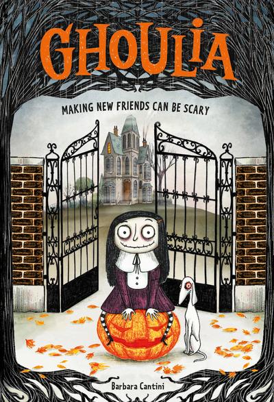 Ghoulia (Book 1) by Barbara Cantini