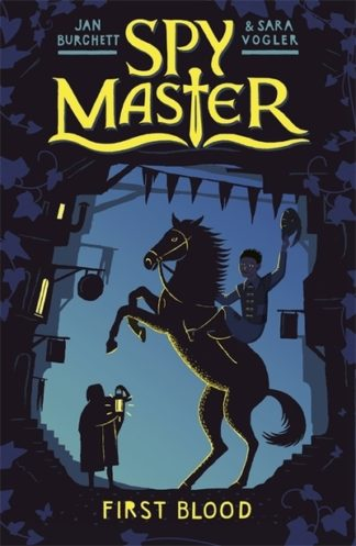 Spy Master 1 First Blood by Jan Burchett