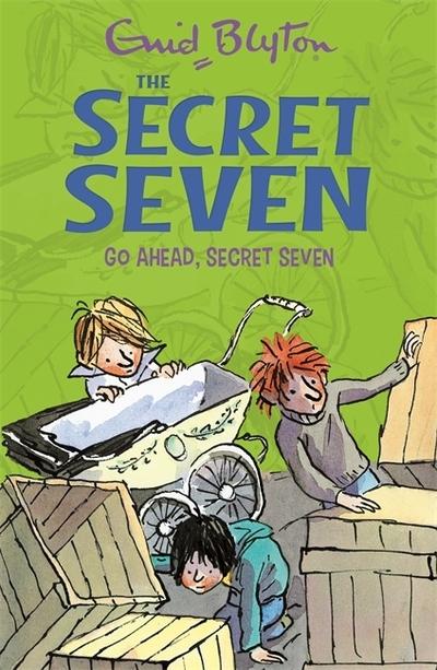 Go Ahead, Secret Seven (5) by Enid Blyton