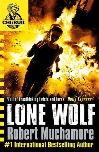 Lone Wolf (CHERUB 16) by Robert Muchamore