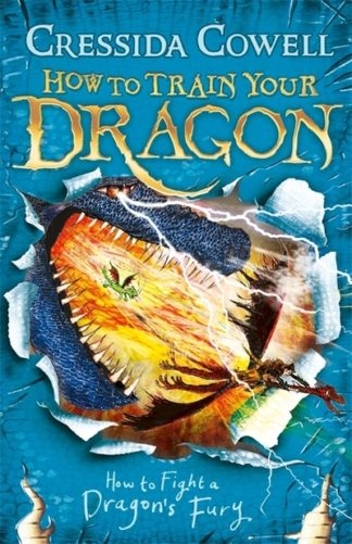 How to Fight a Dragon's Fury (12) by Cressida Cowell