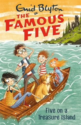 Famous Five: Five On A Treasure Island (1) by Enid Blyton