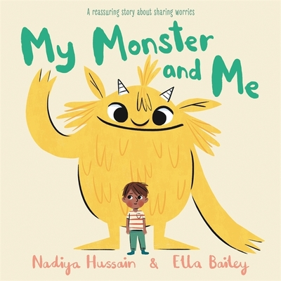 My Monster and Me by Nadiya Hussain
