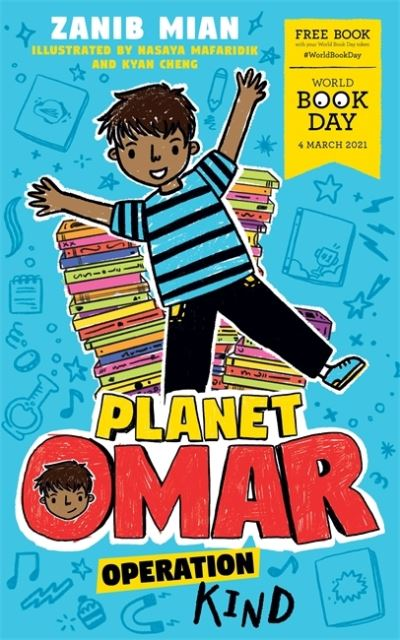 Planet Omar: Operation Kind by Zanib Mian