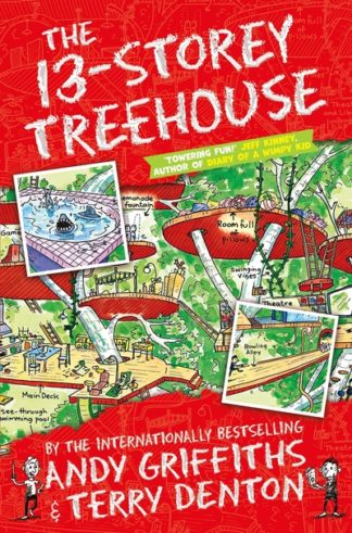 13 Storey Treehouse by Andy Griffiths