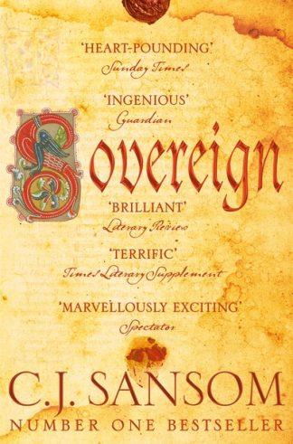 Sovereign (Shardlake 3) by C. J. Sansom