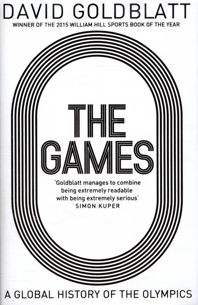 The Games by David Goldblatt