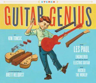 Guitar Genius by Kim Tomsic