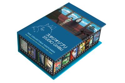 Studio Ghibli: 100 Collectible Postcards by Ghibli Studio