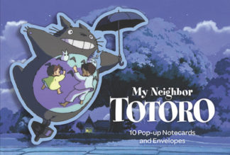 My Neighbor Totoro Pop-Up Notecards by Books Chronicle