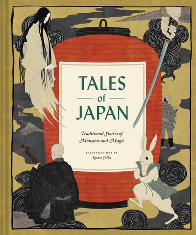 Tales of Japan: Traditional Stories of Monsters and Magic by Books Chronicle